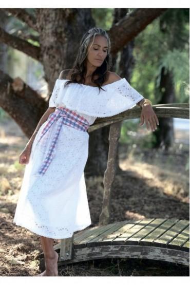 Платье из шитья на...