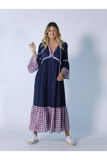 Длинное платье Rhum Raisin