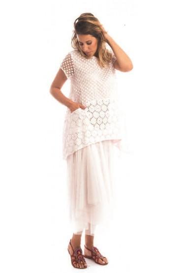 Блуза бохо Rhum Raisin...