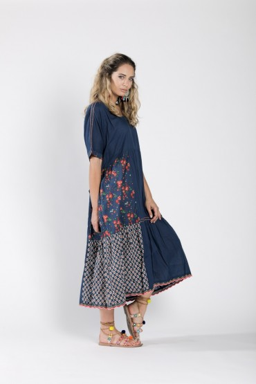 Платье бохо Rhum Raisin